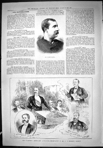 Murphy Benevolo Sawyer Wolseley Faulkner 1887 dei Tassisti di Charles Warner