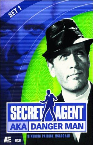 Secret Agent AKA Danger Man, Set 1 - 2 DVD [Import USA Zone 1]