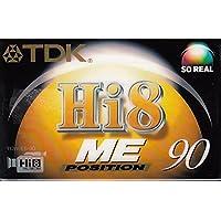 TDK E 5-90 HMEPEN HI8-Kassette