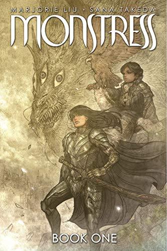 Monstress Book One