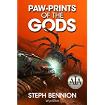 Paw-Prints Of The Gods (Hollow Moon Book 2)