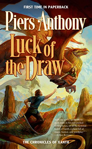 Luck of the Draw: The Chronicles of Xanth (English Edition)