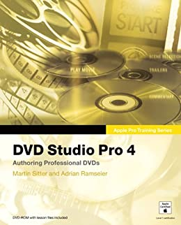 Apple Pro Training Series: DVD Studio Pro 4 (English Edition ...