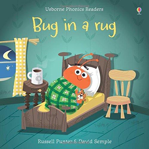 Bug in a Rug (Phonics Readers) (Bug Rug)