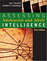 Assessing Adolescent and Adult Intelligence