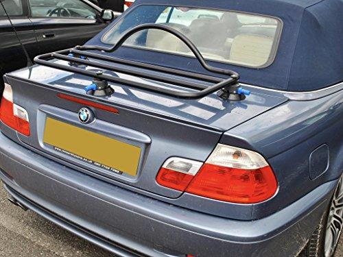 BMW 3SERIE E46Cabrio Gepäck Rack Einzigartiges Design, keine Klemmen keine Gurte keine Klammern keine Farbe Schäden