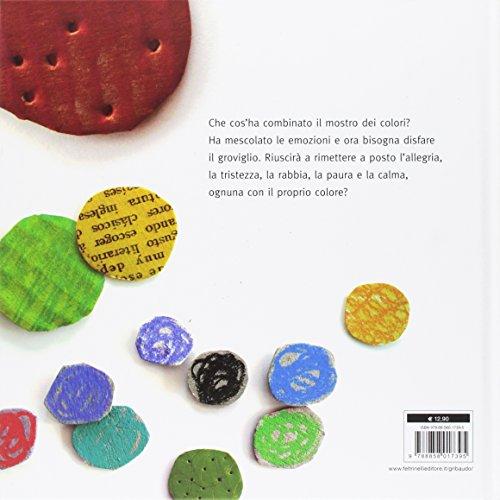 Libro i colori delle emozioni ediz a colori di anna llenas - Libro immagini a colori ...