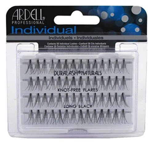 Ardell Duralash Naturals Flare Long Black (56 Lashes) by Ardell