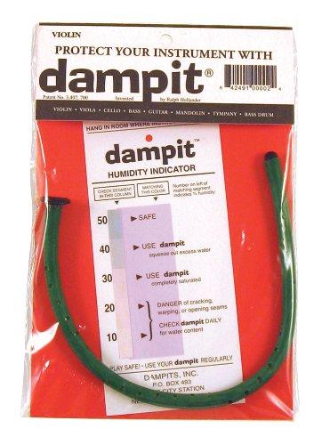 Dampit 902W Luftbefeuchter Violine 4/4-3/4 mit Feuchtigkeitsanzeige