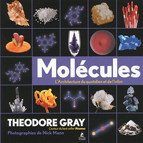 Molécules : L'architecture du quotidien et de l'infini por Theodore Gray