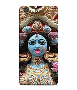 Fuson Designer Back Case Cover for OnePlus X :: One Plus X (Religious Hindu Cultural Spiritual Female God Goddess)