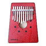 Zetong Kalimba Klavier Musikinstrument Finger Piano- Hand-Percussion
