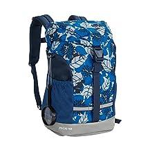 VAUDE Kid's Pecki 10 Backpacks for Children, Radiate Blue, One size