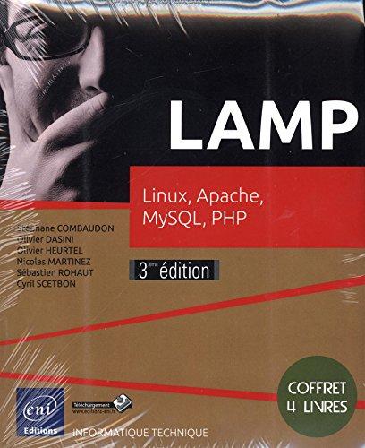 LAMP - Coffret de 4 livres : Linux, Apache, MySQL, PHP (3ime dition)