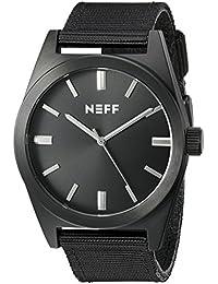Neff NF0223-BLKBK - Reloj  color negro