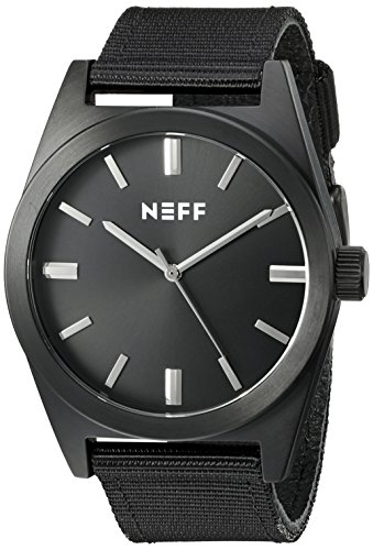 Neff Quarzuhr Unisex Unisex Nightly Watch 40.0 mm