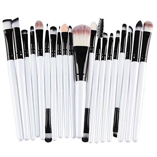 seawoodr-20-pcs-lot-de-pinceaux-de-maquillage-poudre-fond-de-teint-fard-a-paupieres-eyeliner-rouge-a