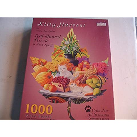 Kitty Harvest by Spilsbury puzzle company