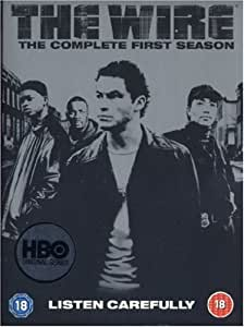 The Wire : Complete HBO Season 1 [DVD] [2002] [2005]