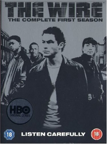 The Wire Complete Hbo Season 1 Dvd 2002 2005