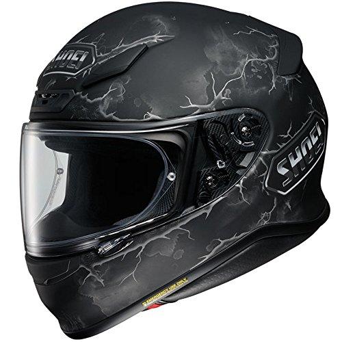 Casco Moto Shoei Nxr Ruts Tc-5 Nero (Xs , Nero)