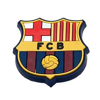 Officiel du FC Barcelone forme de crête mini-aimants pour réfrigérateur
