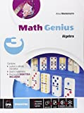 Math genius. Aritmetica-Geometria-Palestra delle competenze. Per la Scuola media. Con e-book. Con espansione online