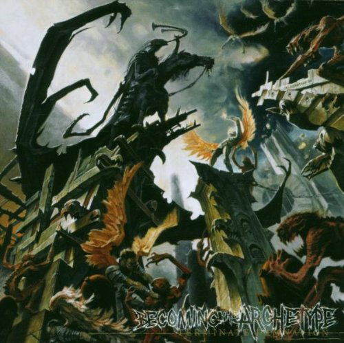 Becoming the Archetype: Terminate Damnation (Audio CD)