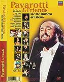 Pavarotti & Friends pour les enfants du Libéria [VHS] [Import anglais] [Import anglais]