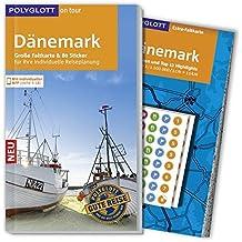 POLYGLOTT on tour Reiseführer Dänemark: Mit großer Faltkarte, 80 Stickern und individueller App
