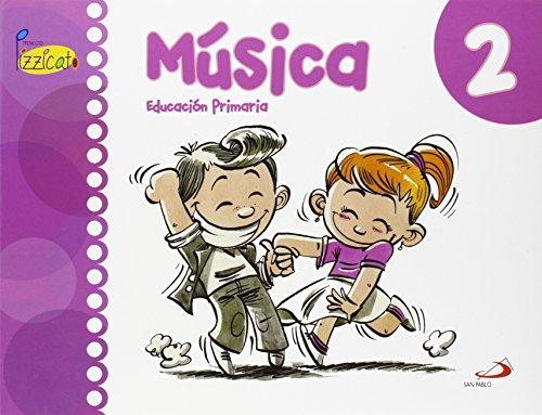 [EPUB] Música 2 - proyecto pizzicato - libro del alumno: educación primaria - 9788428546720