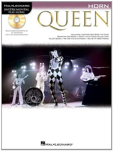 Queen (horn) cor+CD (Instrumental Play Along)
