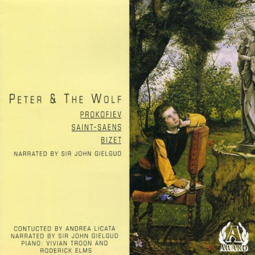 Peter & The Wolf: Prokofiev : ...