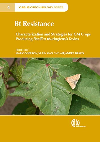 Bt Resistance: Characterization and Strategies for GM Crops Producing Bacillus thuringiensis Toxins (CABI Biotechnology Series Book 4) (English Edition)