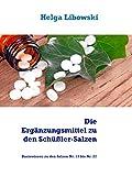 Die Ergänzungsmittel zu den Schüßler-Salzen: Basiswissen zu den Salzen Nr. 13 bis Nr. 27