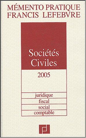 Sociétés civiles