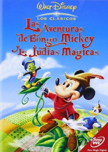 Las Aventuras De Bongo, Mickey Y Las Judías Mágicas [DVD]