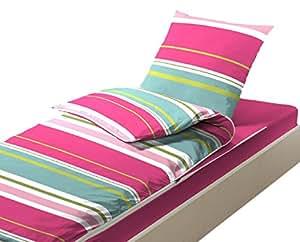 bleu c lin caradou parure de lit enfant 3 pi ces hamac framboise 90x190 cm rarc90. Black Bedroom Furniture Sets. Home Design Ideas