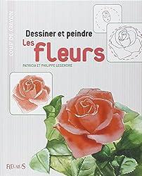 Dessiner et peindre les fleurs