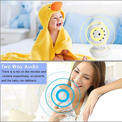 Generic XP601 Digital Video Babyphone - 5