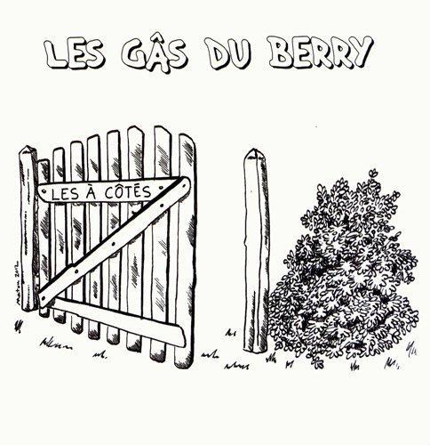 Les Gâs du Berry : Désaccoté (1CD audio)