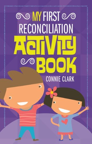 My First Reconciliation Activity Book by Connie Clark (2014-03-21)