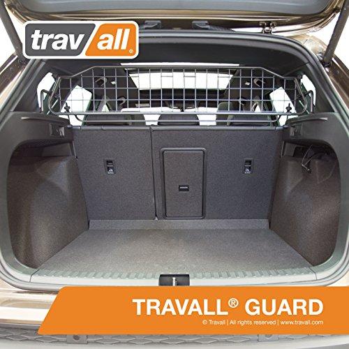 Travall® Guard Hundegitter TDG1540 - Maßgeschneidertes Trenngitter in Original Qualität