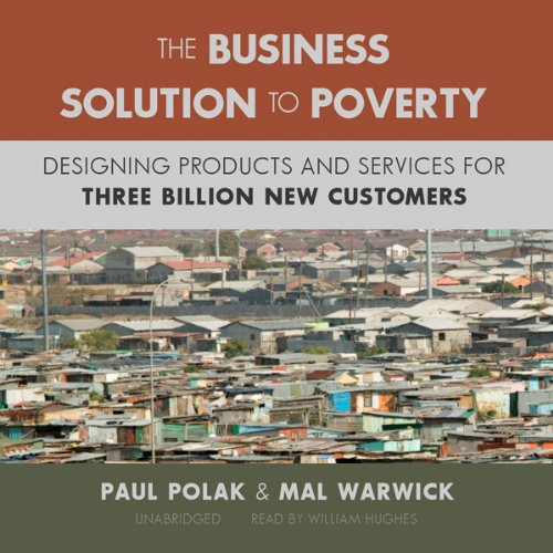 The Business Solution to Poverty  Audiolibri