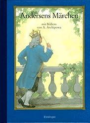 Hans Andersens Fairy Tales (The Folio Society)