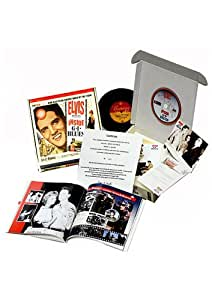 "Elvis Presley - Inside G.I. Blues [DVD + Book + 7"" Vinyl]"