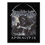 EQUILIBRIUM - Apokalypse - Patch / Aufnäher