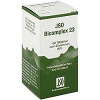 JSO BICOMPLEX Heilmittel Nr. 23 150 St preisvergleich bei billige-tabletten.eu