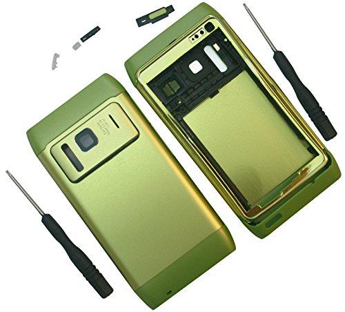 bay24| Cover frontalino guscio rigida per NOKIA N8/N8–00con strumento | Verde