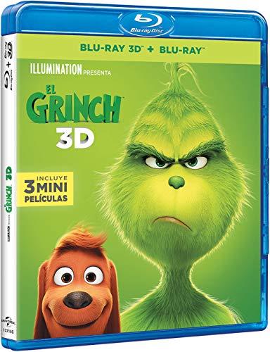 El Grinch (BD 3D + BD) [Blu-ray]